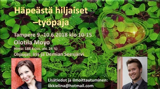 Häpeästä hiljaiset Tampere